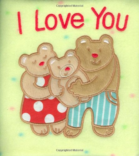 My First Taggies Book: I Love You front-722182
