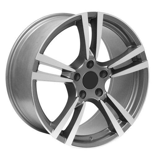 20 Inch Gunmetal VW Volkswagen Wheels Rims Touareg Toureg (Vw Touareg Wheels compare prices)