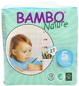 Bambo Nature Junior Short - Case of 6