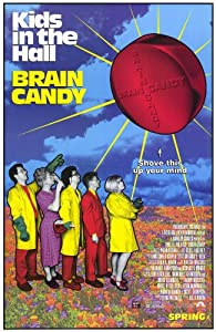 Brain Candy Poster Movie 11x17 Dave Foley Bruce McCulloch Kevin McDonald Mark McKinney