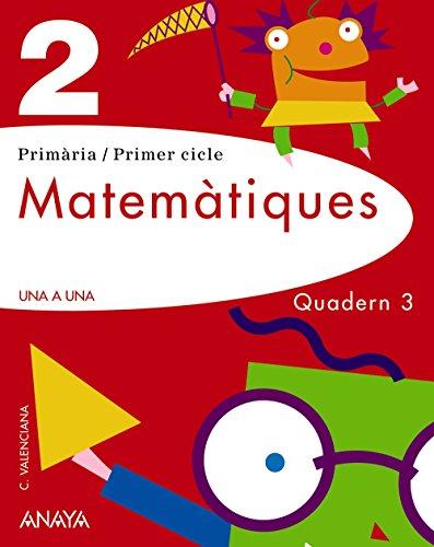 Matemàtiques 2. Quadern 3. (UNA A UNA), Buch