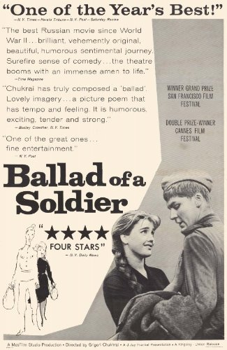 Ballad of a Soldier [VHS] [Import]