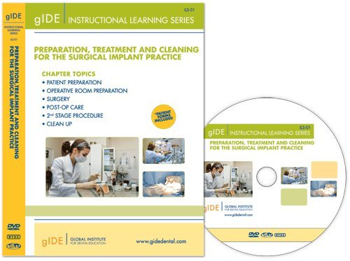Instructional Learning Series: Preparation, Treatment and Cleaning for the Surgical Implant Practice
