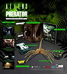 Aliens Vs. Predator Hunter Edition