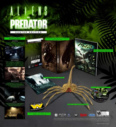 Aliens Vs. Predator Hunter EditionAliens Vs. Predator Hunter Edition