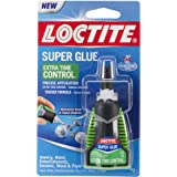 Loctite 1503241 4-Gram Bottle Super Glue Extra Time Control