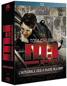 Mission Impossible : La quadrilogie [Blu-ray]