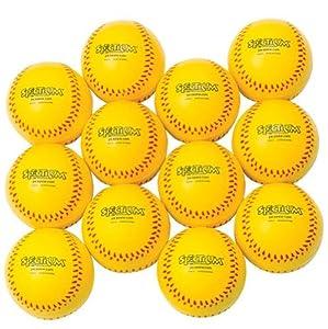 Spectrum Foam Softballs (Dozen)
