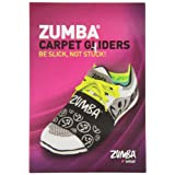 Don't get stuck on the carpet floor. Zumba Carpet Gliders allows you to step, shake, swivel and spin on carpet with ease and reduced risk of injury.