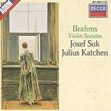 Brahms : Sonates pour violon & piano nos 1 à 3