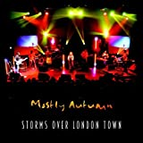 STORMS OVER LONDON TOWN by Mostly Autumn [Music CD]