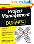 Project Management For Dummies (For D...