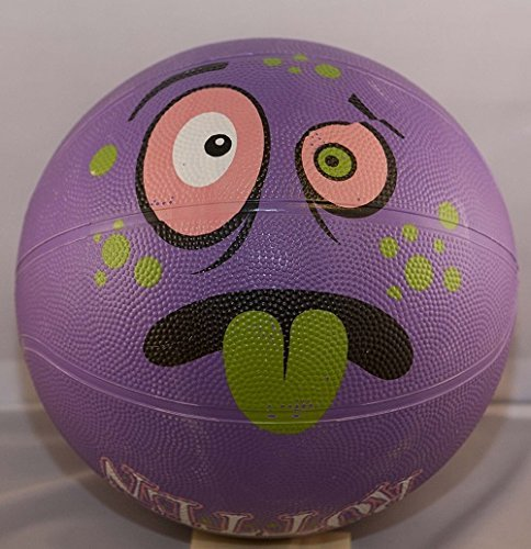"Full Size Rotten Egghead Basketball Set (9.5"" Basketball) - 1"