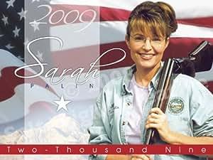 Sarah Palin 2009 Calendar