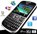 IPro I6 QuadBand, Qwerty keyboard Dual SIM Mobile Phone (Unlocked)