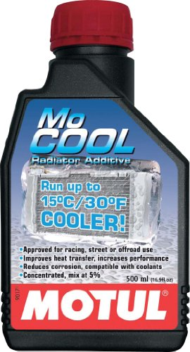 Motul 847405 Mocool Radiator Additive - 500 ml