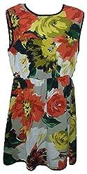 Dovekie Women's Printed Dress