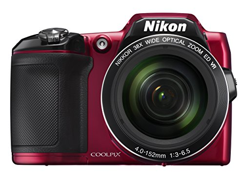 Sale!! Nikon COOLPIX L840 Digital Camera with 38x Optical Zoom and Built-In Wi-Fi (Red)