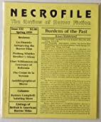 Necrofile: The Review of Horror Fiction…
