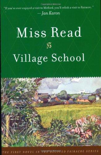 Village School (The Fairacre Series #1) front-818970