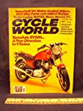 1980 80 December CYCLE WORLD Magazine (Features: Road Test on Cagiva WMX125, & Moto Morini 3 1/2)