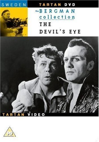 The Devil's Eye ( Djävulens öga ) [ NON-USA FORMAT, PAL, Reg.0 Import - United Kingdom ] by Bibi Andersson (Eye Of The Devil compare prices)