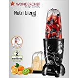 Wonderchef 60018501 400-Watt Nutri Blend (Black)