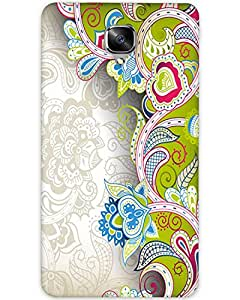 WEB9T9 Oneplus 3 Back Cover Designer Hard Case Printed Cover