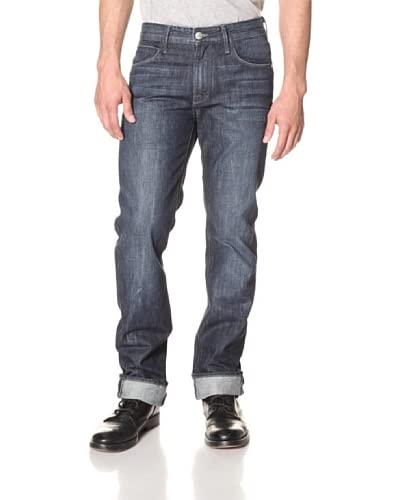 Agave Denim Men's Pragmatist Straight Leg 5-Pocket Jean