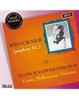 ブルックナー: 交響曲第5番