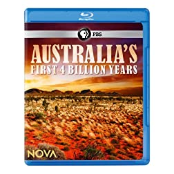 Nova: Australia's First 4 Billion Years [Blu-ray]