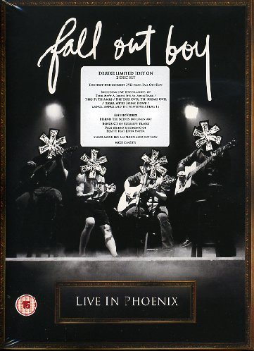 Fall Out Boy - Live In Phoenix (DVD + CD)