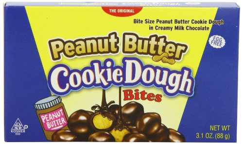 Peanut Butter Cookie Dough Bites 88 g (Pack of 3)