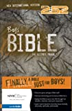 img - for Boys Bible (NIV), The book / textbook / text book