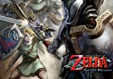 The Legend of Zelda: Twilight Princess Poster Display