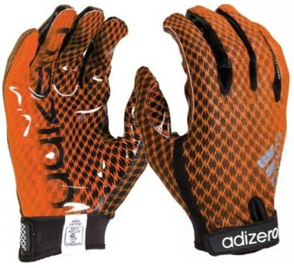 adidas Crazyquick 2.0 Football Gloves, Black/Orange , XL (Adidas Crazyquick Football Gloves compare prices)