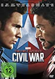The First Avenger: Civil War - Mit Chris Evans, Robert Downey Jr., Scarlett Johansson, Daniel Brühl, Jeremy Renner