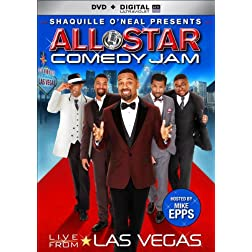 Shaquille O'Neal's All Star Comedy Jam Las Vegas