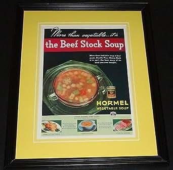 Hormel stock options