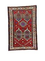 Eden Carpets Alfombra Kezil Rojo/Multicolor 127 x 85 cm