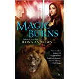 Magic Burns (KATE DANIELS) ~ Ilona Andrews