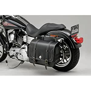 デイトナ(DAYTONA) 74358 バイク用 アメリカンサドルバッグ 27L / 汎用 74358