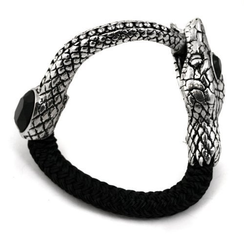 Temptation of Havva Alchemy Gothic Serpent Bracelet