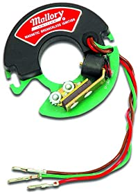 Mallory 609 High Performance Magnetic Breakerless Ignition Module