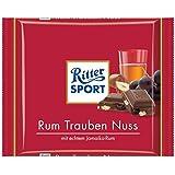 Ritter Sport Rum Raisin Nuts 100g (12-pack)