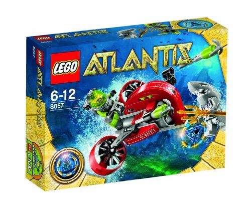 LEGO Atlantis 8057  - Unterwasserscooter