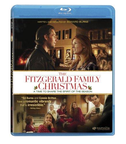 Fitzgerald Family Christmas [Reino Unido] [Blu-ray]