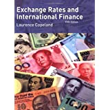Exchange Rates and International Financeby Prof Laurence Copeland