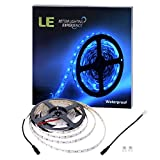 LE-Waterproof-12V-Flexible-LED-Strip-LightsBlue-Super-Bright-300-Units-SMD-5050-LEDs-Light-Strips-Pack-of-164ft5m