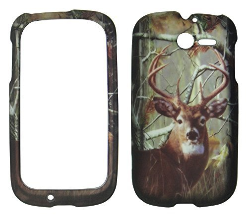 2d-camo-buck-deer-kiefer-huawei-ascend-y-m866-tracfone-us-cellular-schutzhulle-hard-case-snap-on-cov